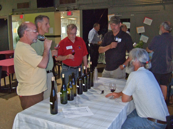 Amateur winemaking competition wow
